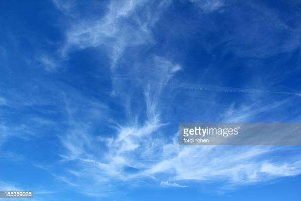 クラウドの層-フェイス sky