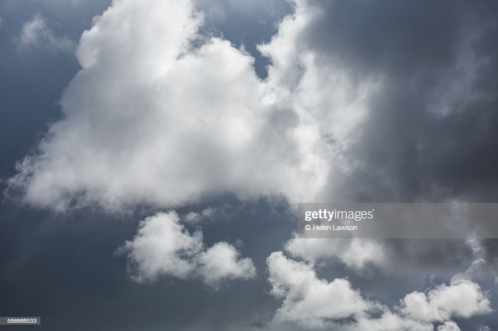 Cloud formations : Stock Photo