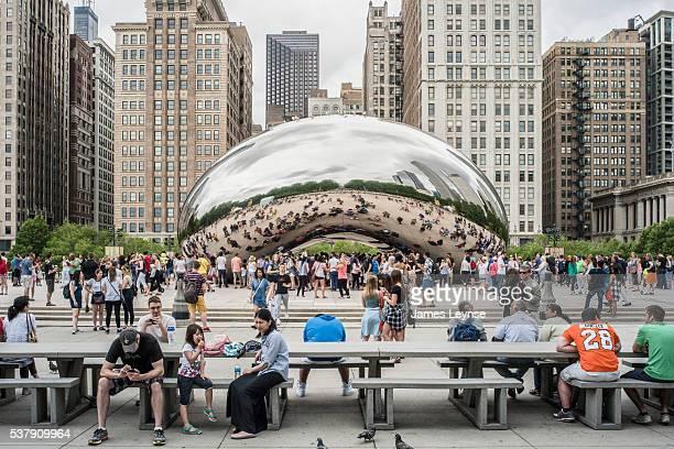 Cloud Gate - Millennium Park - Chicago