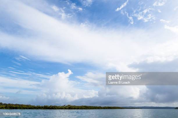 cloud layers - lianne loach stock pictures, royalty-free photos & images