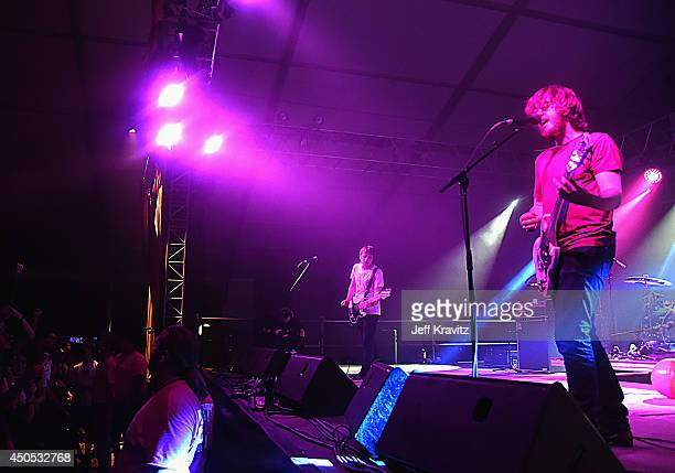 Cloud Nothings performs onstage at This Tent during day 1 of the 2014 Bonnaroo Arts And Music Festival on June 12 2014 in Manchester Tennessee
