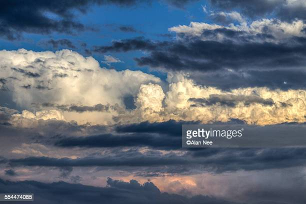 cloud - nee nee stock photos and pictures