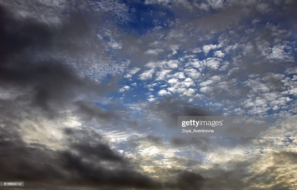 Cloud. : Stock Photo
