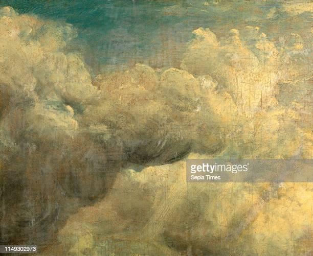 Cloud Study, John Constable, 1776-1837, British