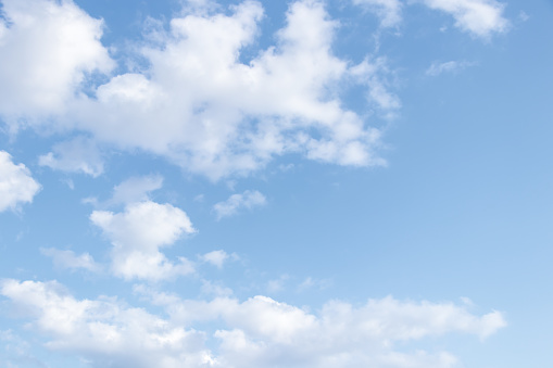 Cloud Typologies - Cloud in the Blue Sky During Day Time - gettyimageskorea