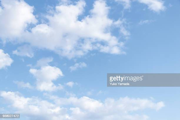 Cloud Typologies - Cloud in the Blue Sky During Day Time