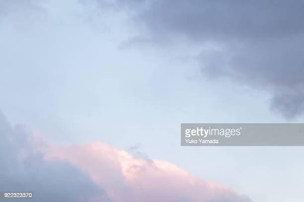 Cloud Typologies - Dramatic Sky at Dusk