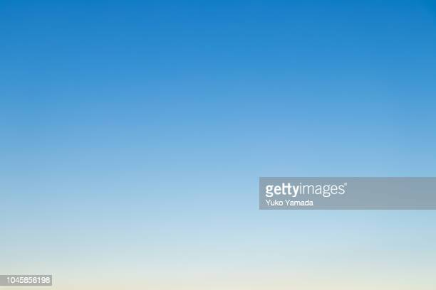 cloud typologies - dusky sky - clear sky stock pictures, royalty-free photos & images