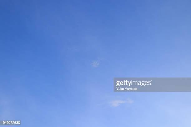 cloud typologies - dusky sky - 青 ストックフォトと画像