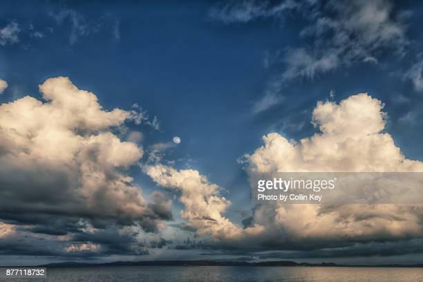 cloud typologies - collin key stock-fotos und bilder
