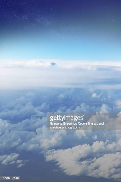 cloud typologies - gregoria gregoriou crowe fine art and creative photography stock-fotos und bilder