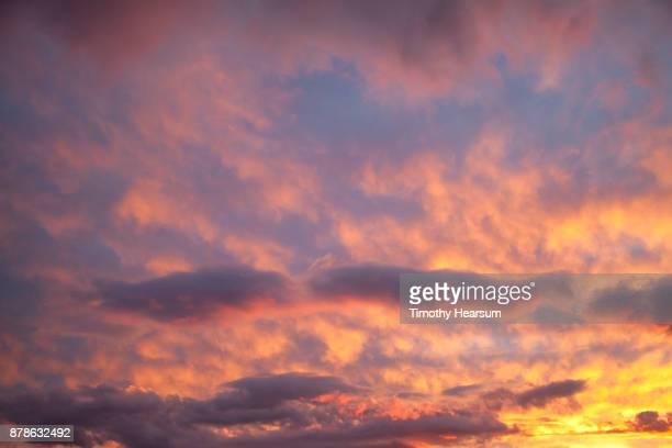 cloud typologies - timothy hearsum stock-fotos und bilder