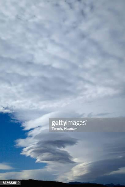 cloud typologies - timothy hearsum imagens e fotografias de stock