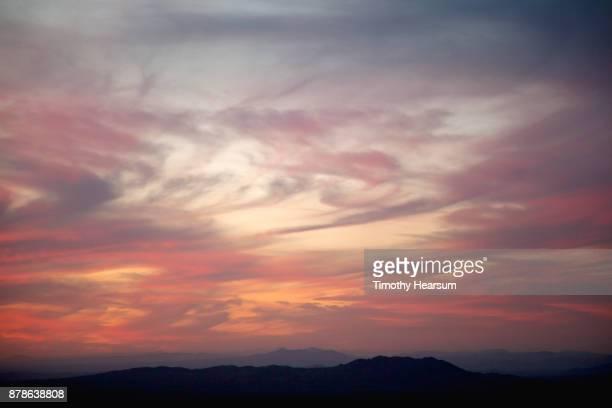 cloud typologies - timothy hearsum foto e immagini stock