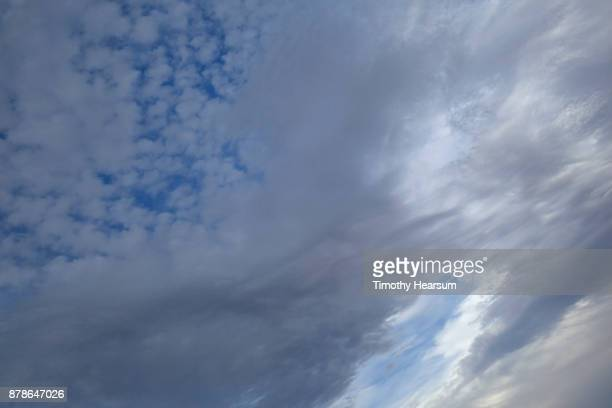 cloud typologies - timothy hearsum stock pictures, royalty-free photos & images