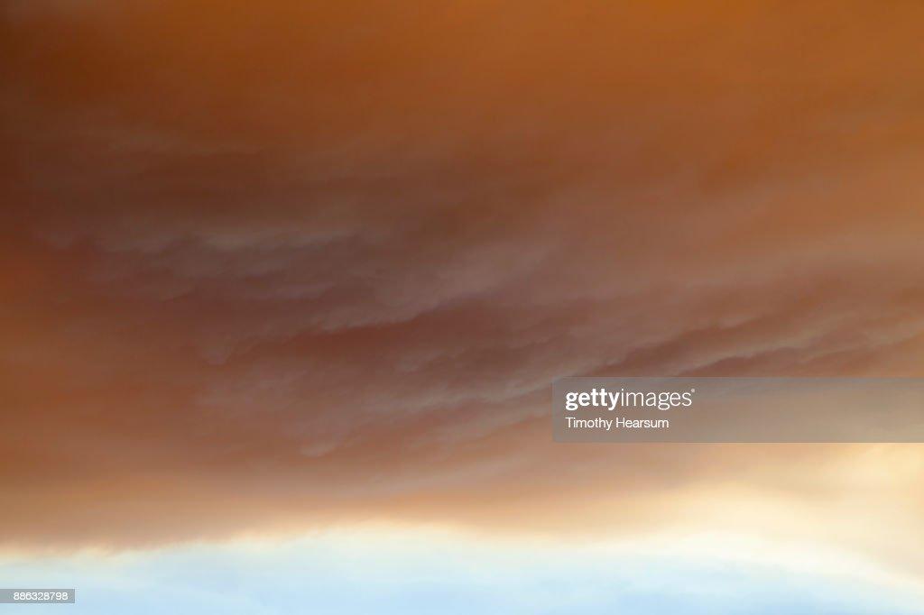 Cloud Typologies : Stock Photo