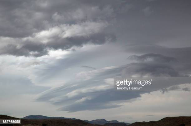 cloud typologies - timothy hearsum stock photos and pictures