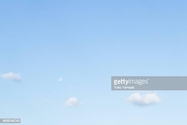 cloud typologies - 青 ストックフォトと画像