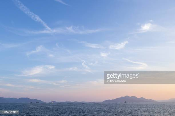 cloud typologies - romantic sky - april stock pictures, royalty-free photos & images