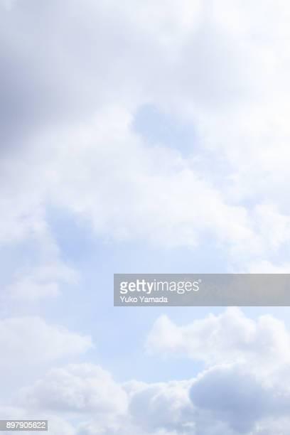Cloud Typologies - Sunny Snow