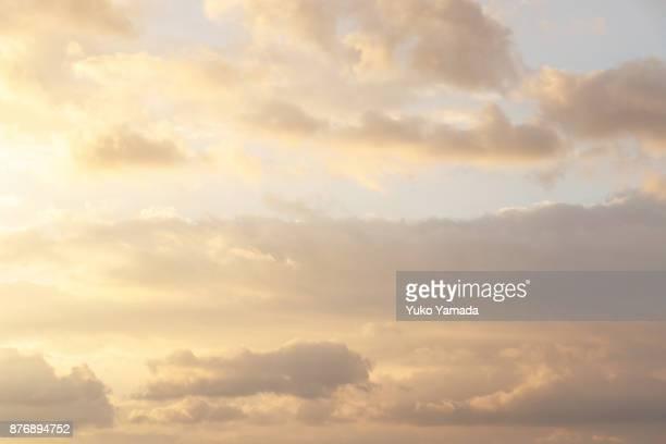 Cloud Typologies - Sunrise