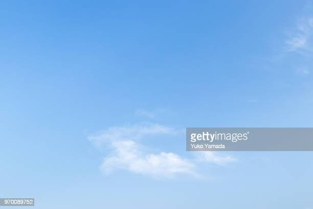 cloud typologies - twilight sky - sky only stock pictures, royalty-free photos & images