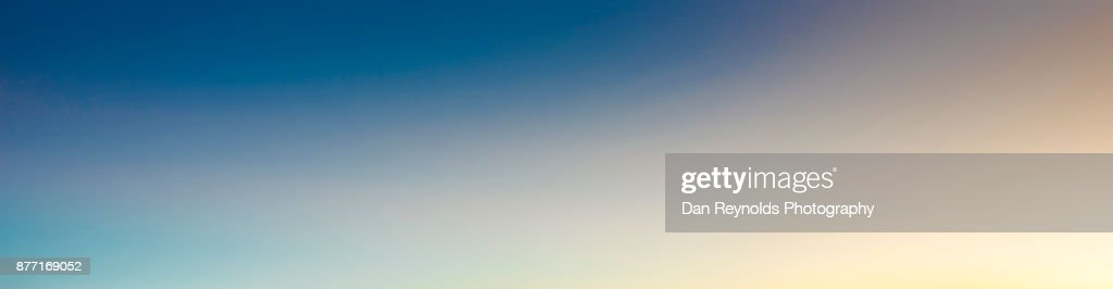 Cloud Typologies-Dark blue with Pastels : Stock Photo