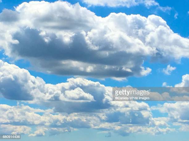 cloudcsape - cumulus stock pictures, royalty-free photos & images