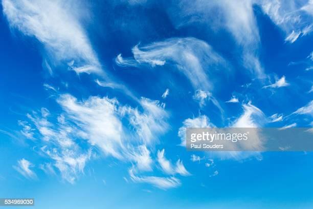 Clouds, Hudson Bay, Nunavut, Canada