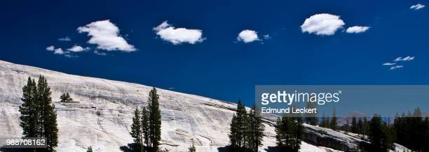clouds in a row, yosemite national park, california - leckert stock pictures, royalty-free photos & images
