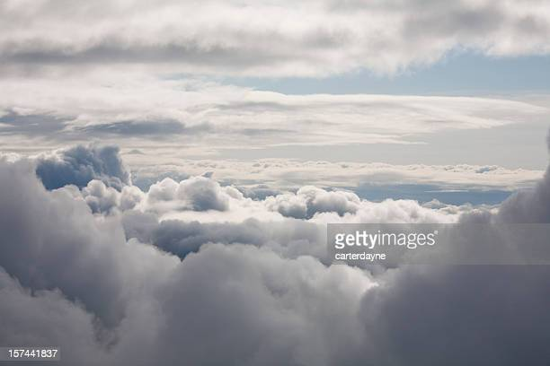 Clouds in Heaven, view from within the cloud