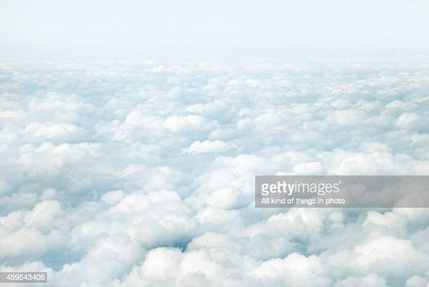 Clouds in Mexico