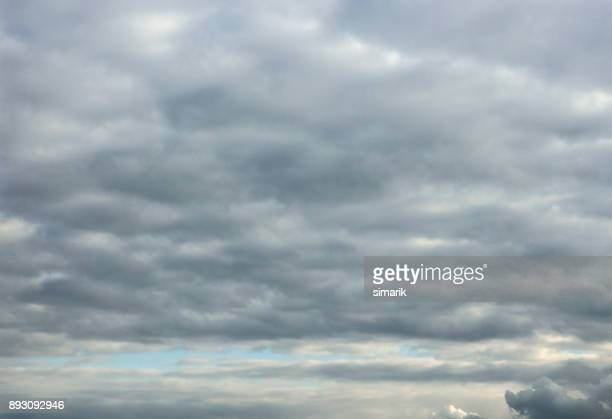 clouds in the sky - overcast stock pictures, royalty-free photos & images