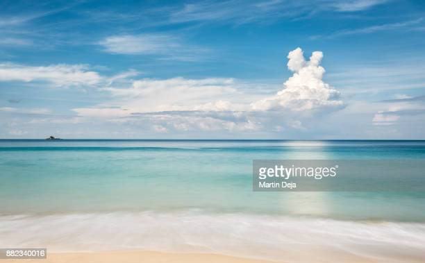 Clouds over Andaman Sea
