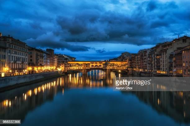 Clouds over Ponte Vecchio