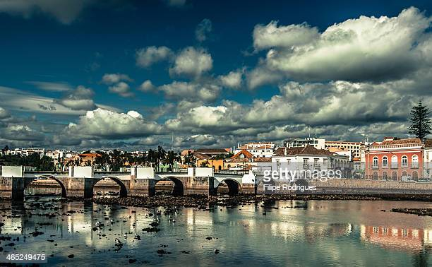 CONTENT] Clouds over Tavira Algarve Low tide