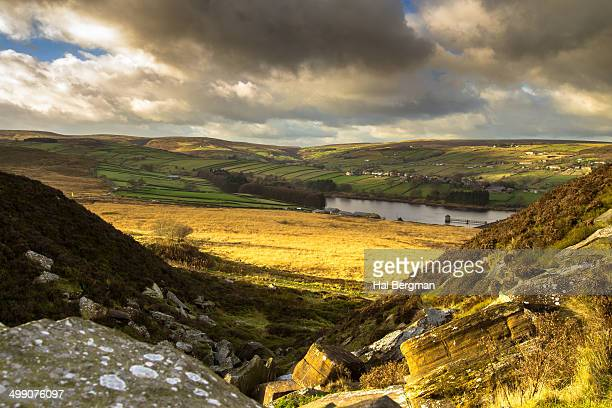 Clouds over the Moors