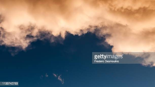 clouds - forme stock photos and pictures
