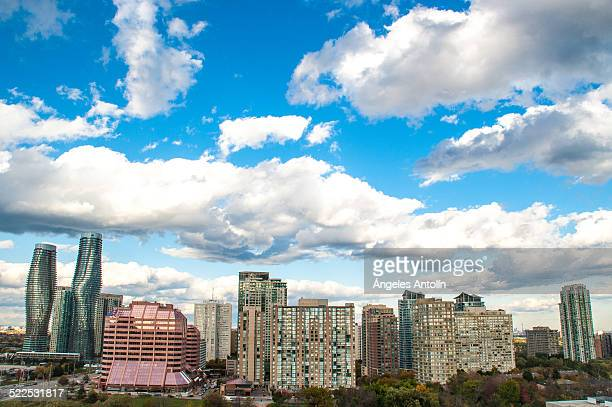 clouds - ontario canada stock pictures, royalty-free photos & images