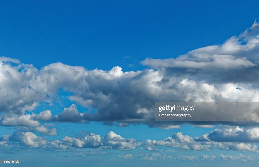 Nuvens : Foto de stock