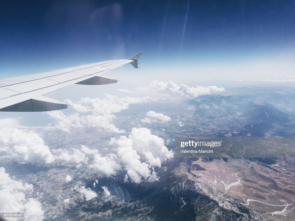 Clouds : Foto stock