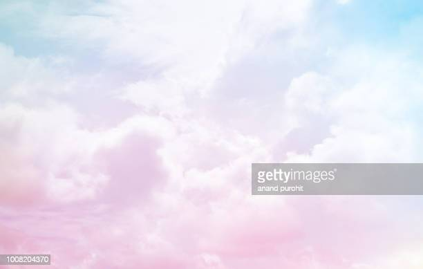 clouds, sky, background, abstract - watercolor background stock pictures, royalty-free photos & images
