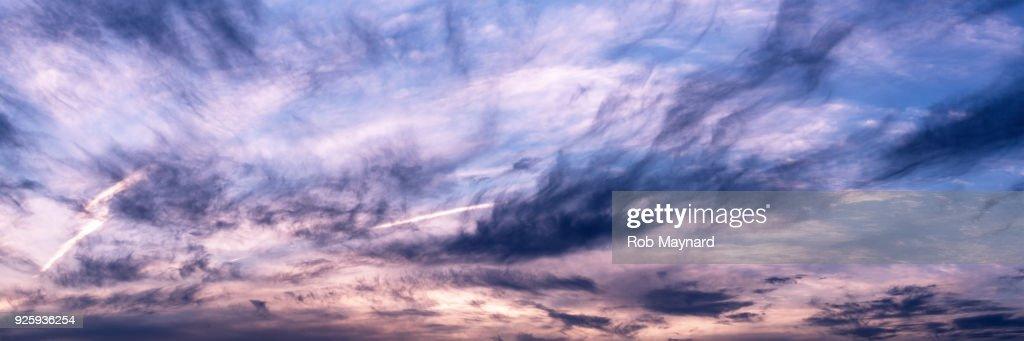 Clouds Sky : Stock Photo