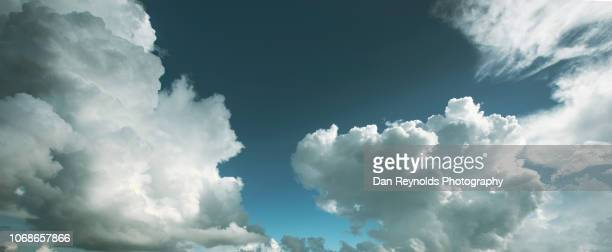 clouds typologies -deep tones - possible stock pictures, royalty-free photos & images