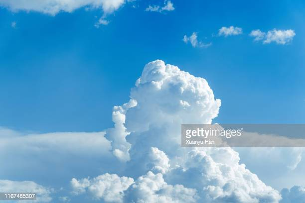 cloudscape like smoke - cumulonimbus stock pictures, royalty-free photos & images