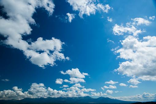 Cloudscape of hokkaido - gettyimageskorea