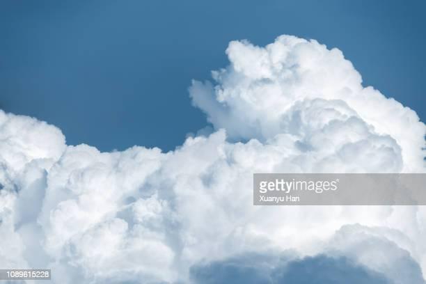 cloudscape - nube foto e immagini stock