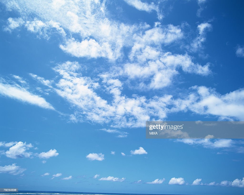 Cloudscape : Stock Photo