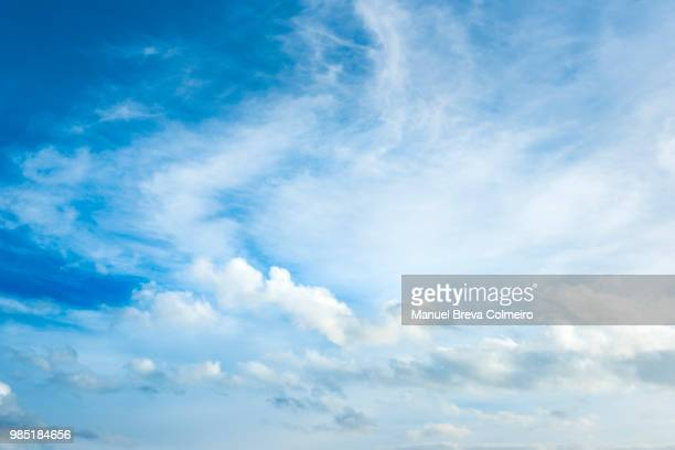 cloudscape - sky stock pictures, royalty-free photos & images