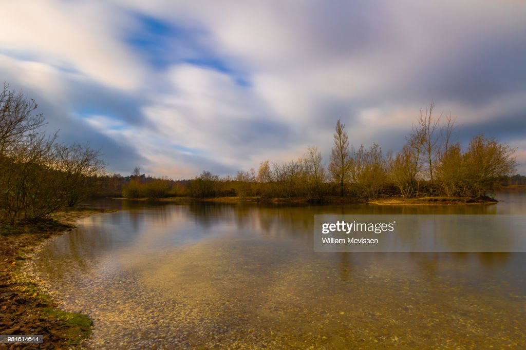 Cloudy Morning : Stockfoto